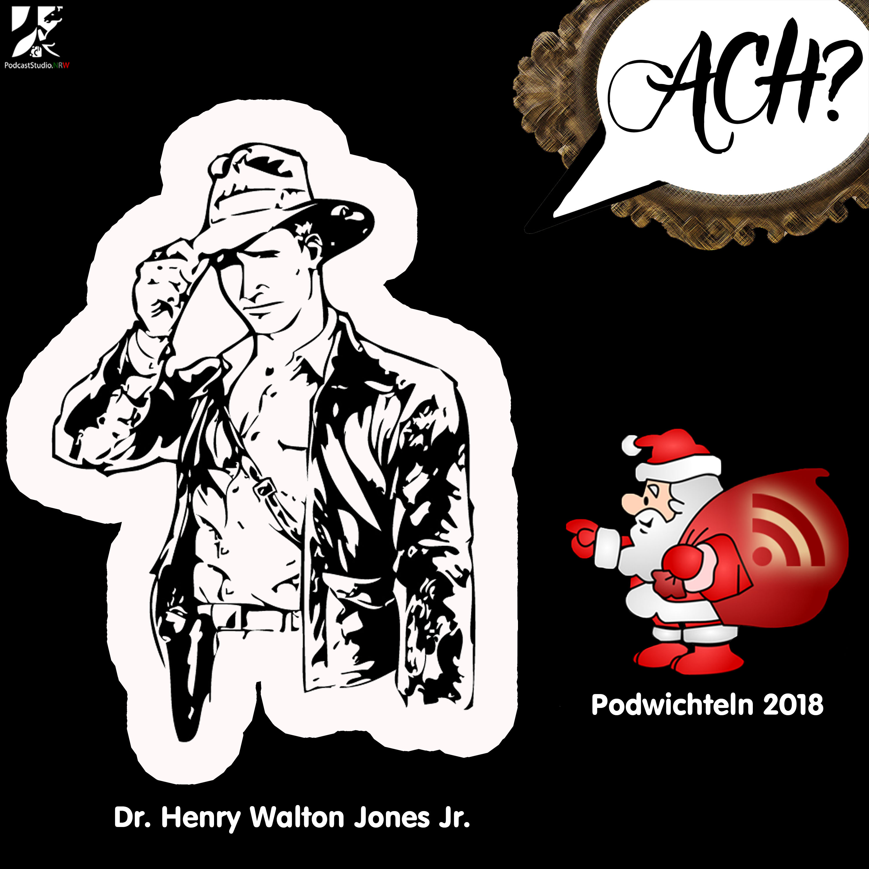 Podwichtelfolge vom Fragezeichenpod für den Ach! Podcast