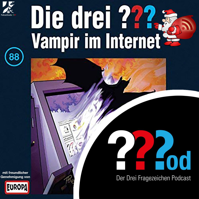 FragezeichenPod - 088 - Vampir im Internet - Podwichtel2018